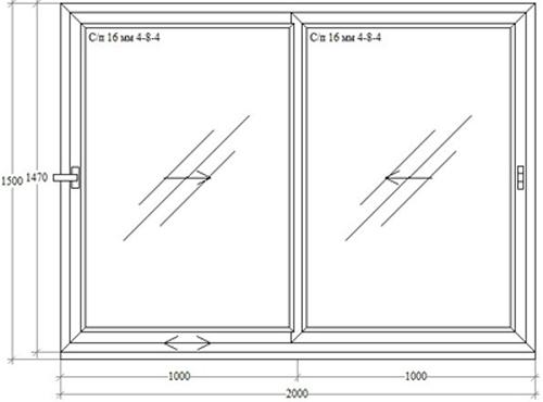 металопластиковые окна фото 2